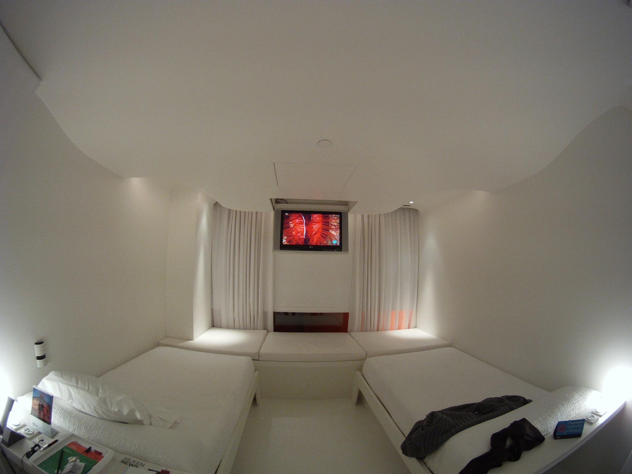 El ciruelo 39 s blog blog hotel silken puerta america madrid for Silken puerta america