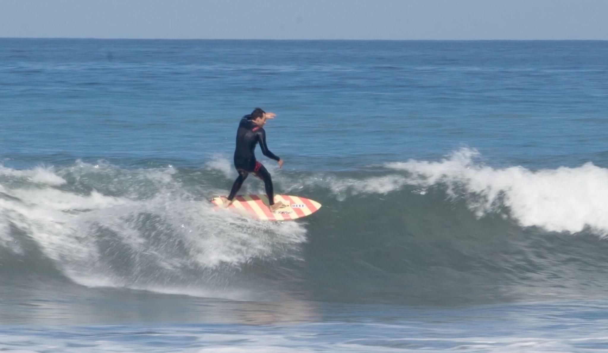 TWIN FIN SURF